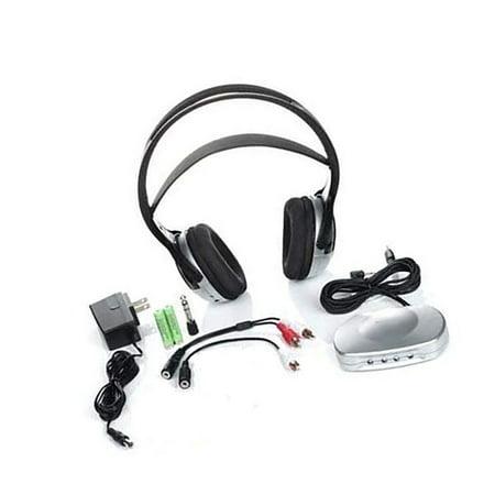 236f4d1ad32 Tv Listener J3 Rechargeable Wireless Headphones for Tv Listening System -  Walmart.com