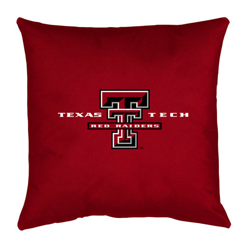 NCAA Texas Tech University Locker Room Toss Pillow