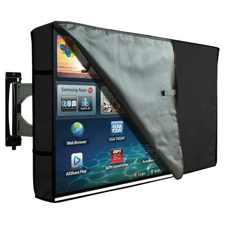 Outdoor Tv Cover With Clear Front Universal Weatherproof
