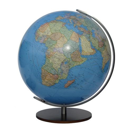 Columbus Globe Kempten Illuminated Desktop Globe