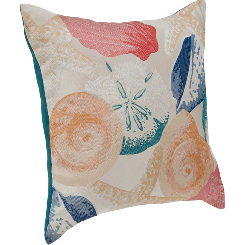 Better Homes and Gardens Shell Cluster Decorative Pillow, Cream