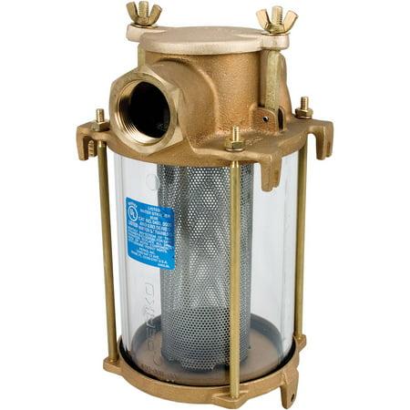 Perko 0493DP599M Cork Gasket Kit for 493-Series Raw Water Strainer