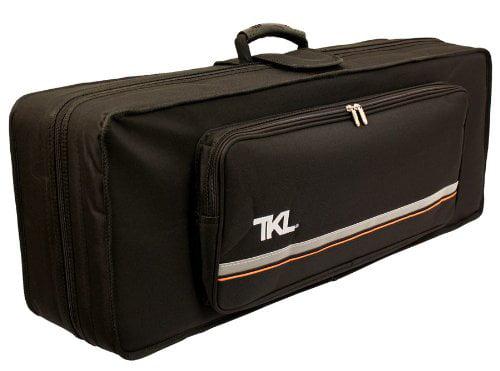 TKL 6194 Zero Gravity Tenor Sax Case Multi-Colored by TKL Cases