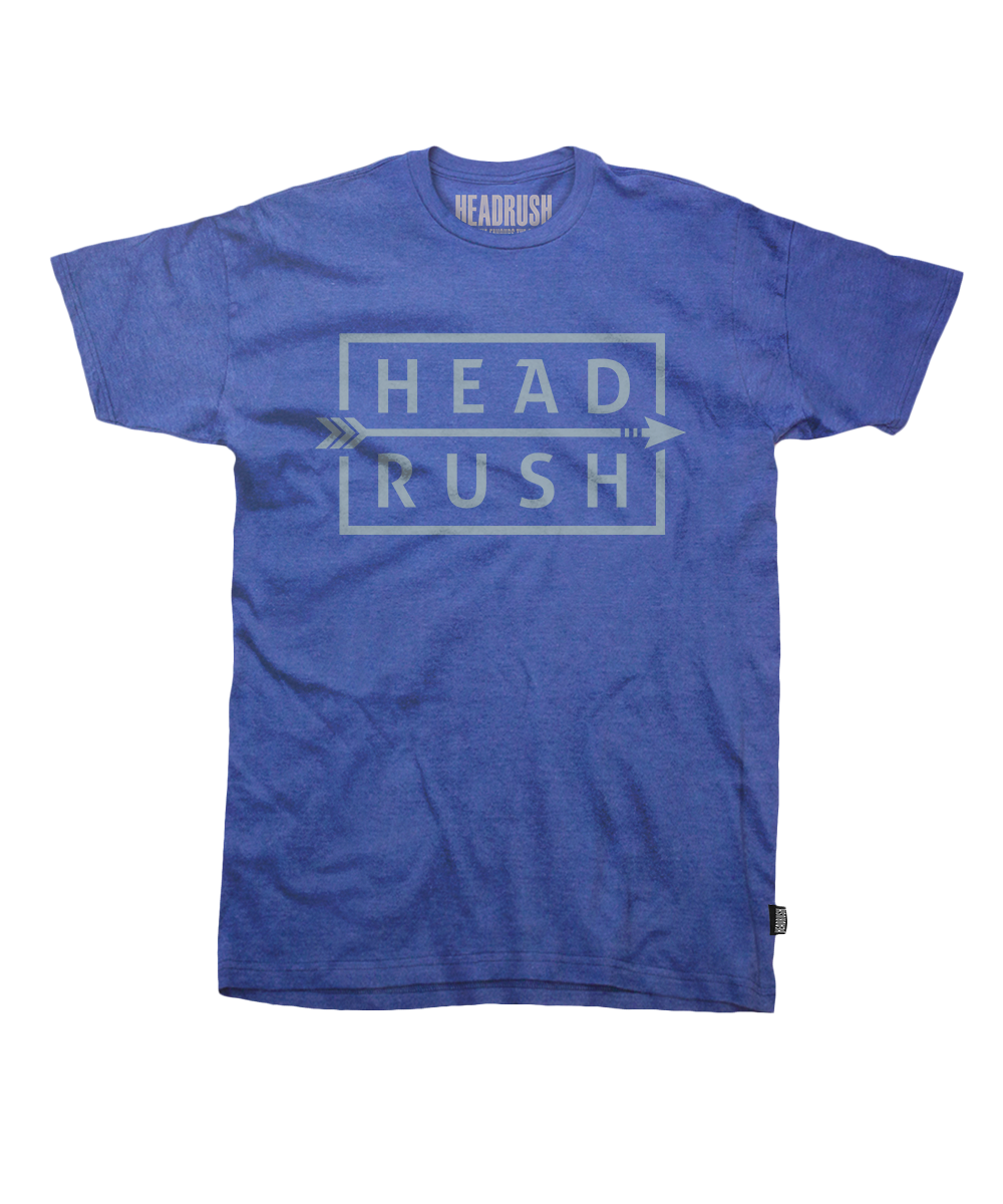 Black Headrush F-Rush T-Shirt
