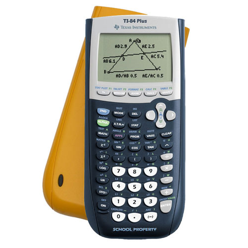 Texas Instruments TI 84+ Graphing Calculator Teacher Kit (10-Count)
