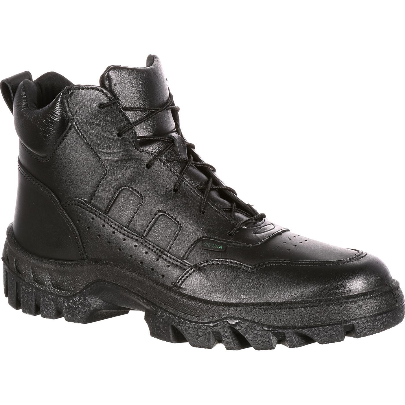 Rocky FQ0005015 TMC Postal Approved Sport Chukka Boot by Rocky