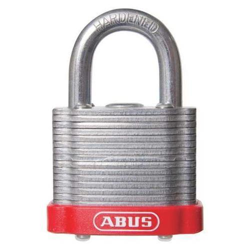"ABUS 19339 Keyed Padlock,Alike,1-1/2""W,PK3 G3348941"