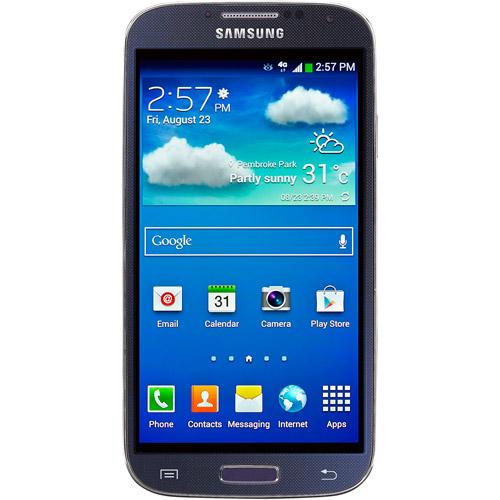 Straight Talk Samsung Galaxy S4 S970L LTE GSM T Prepaid Smartphone