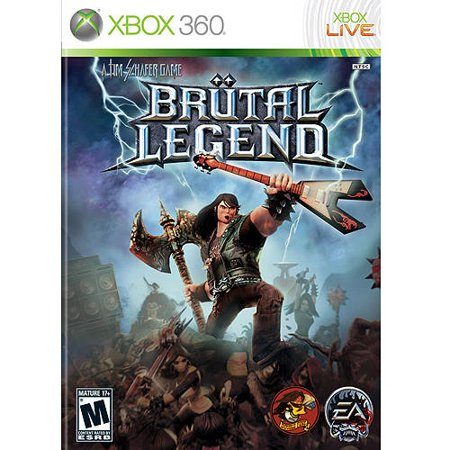 Brutal Legend (Xbox 360) - Pre-Owned