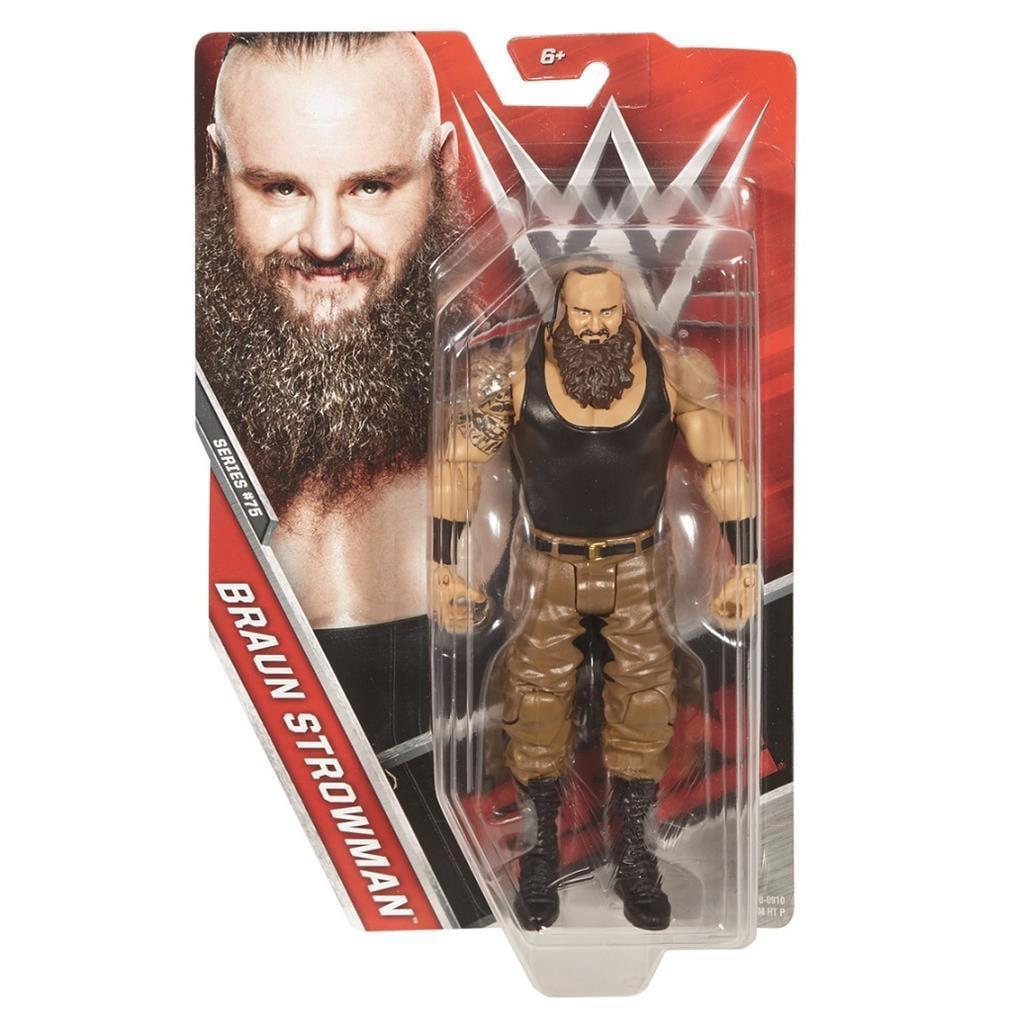 WWE Braun Strowman Basic Action Figure Series 75 by