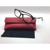 2b20bb7162 Product Image Guess Dark Havana Chain Link GU 2558F 052 54mm Eyeglasses  Frames