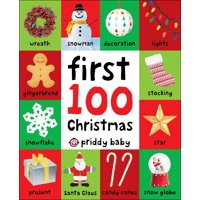 Walmart.com deals on First 100 Christmas Words (Board Book)
