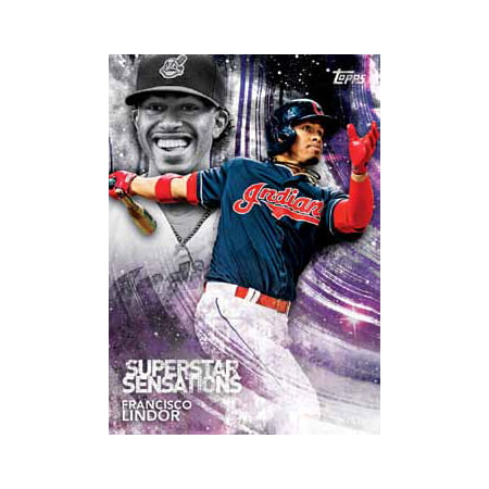 - 2018 Topps Series 1 Baseball: Hobby Jumbo Box - 10 packs of 50 cards