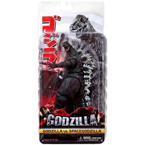 """Godzilla 7"""" Scale Action Figure Classic Series 1 '94 Godzilla by Neca"""