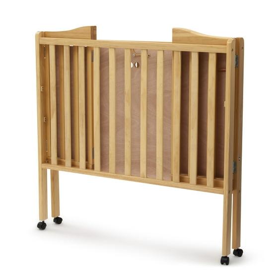 Delta Children Folding Portable Crib with Mattress - Walmart.com