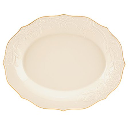 Lenox Rose Manor (Lenox Ivory Rose Large Platter )