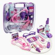 Kids Children Pretending Doctor's Medical Playing Set Case Education Kit Boys Girls Toy Gift