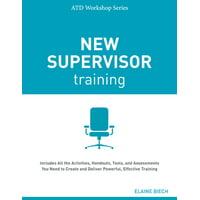 New Supervisor Training - eBook