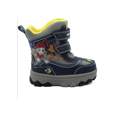 Paw Patrol Child Marshall & Chase Snow Boot - Toy Story Boots