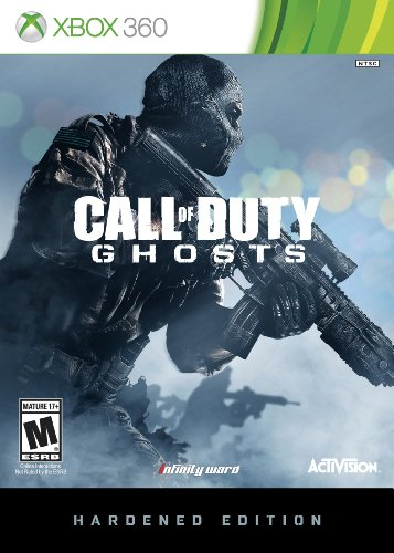 Call of Duty: Ghosts Hardened Edition, Activision Blizzard, XBOX 360, 047875848368