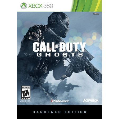Call of Duty: Ghosts Hardened Edition, Activision Blizzard, XBOX 360,