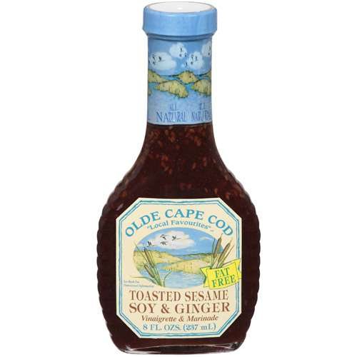 Olde Cape Cod Dressing Toasted Sesame - 8 ounce -- 12 per case