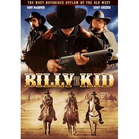 Billy the Kid (DVD) (Billy Joe Royal Burned Like A Rocket)