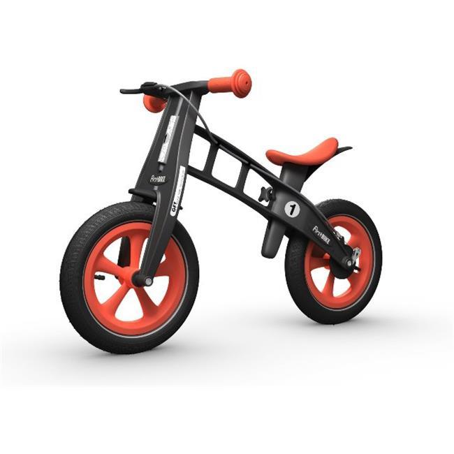 FirstBike L2010 Limited Orange Bike With Brake And Big Ap...