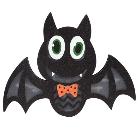 Halloween Deluxe Light Up Spooky Bat 15.5