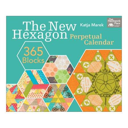 Perpetual Desk Calendar - TPP The New Hexagon Perpetual Calendar
