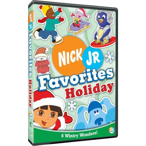 Nick Jr. Favorites Holiday (Full Frame)