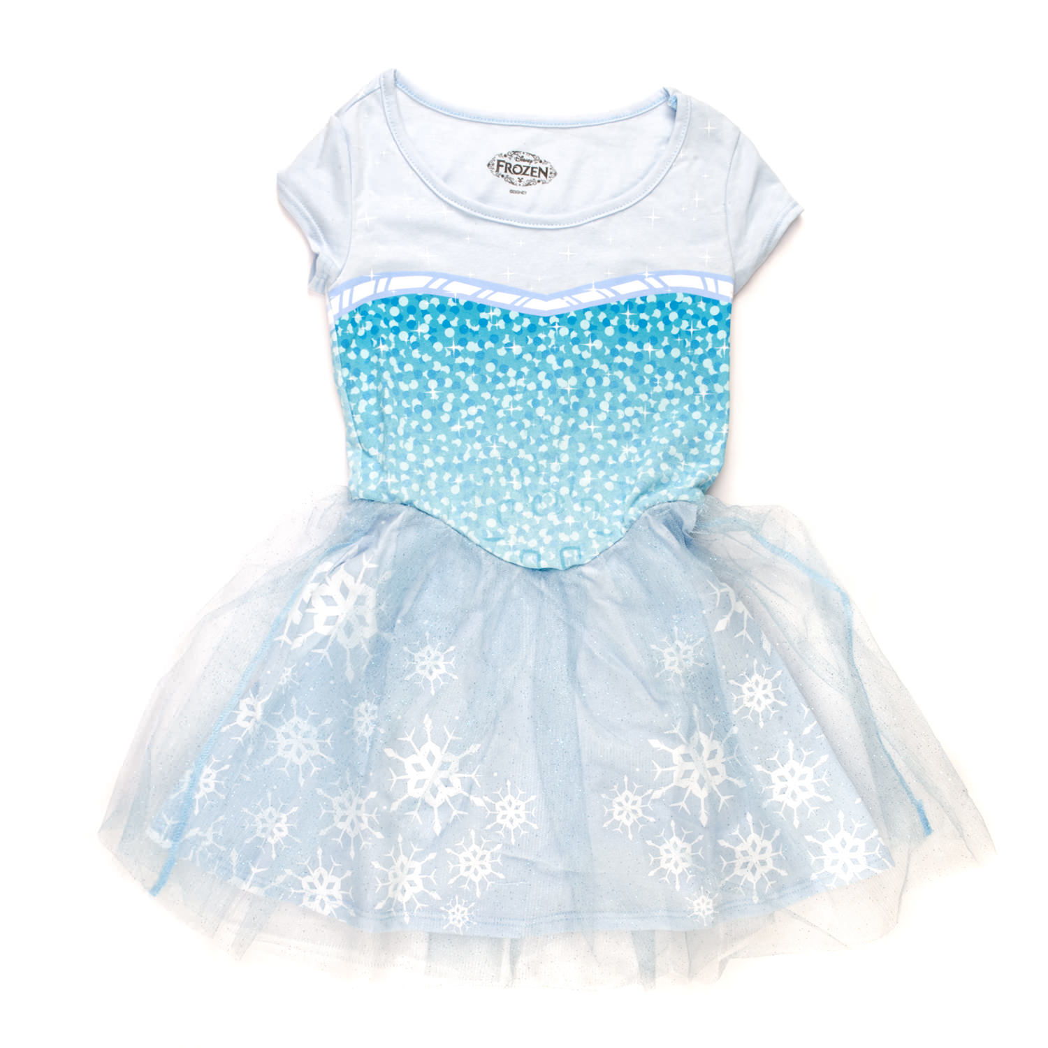 "Disney's ""I Am Elsa"" Girls Skater Dress X-Small"