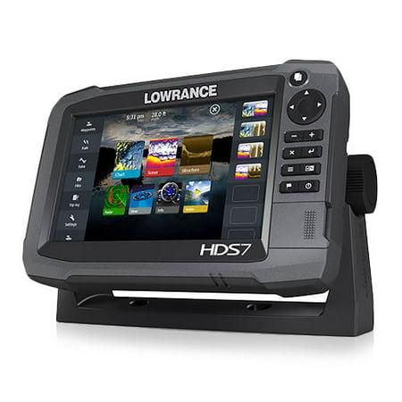 Lowrance HDS-7 Gen3 Bundle Insight w/ 83/200KHz LS HDS-7 Gen3 Bundle Insight w/ 83/200KHz LSS Ducer