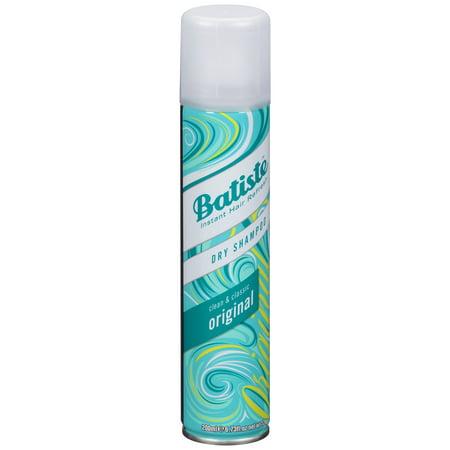 Batiste Instant Hair Refresh Dry Shampoo Original Clean