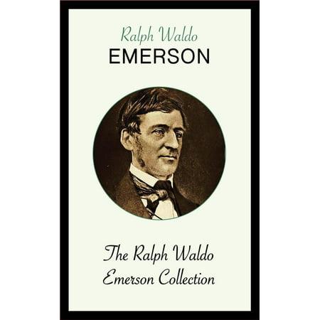 The Ralph Waldo Emerson Collection - eBook (Ralph Mouse Collection)