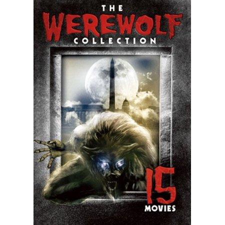 Werewolf Collection: 15 Movies (DVD)