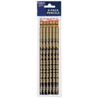American Logo Products Central Florida Golden Knights Pencils, 6-Pack
