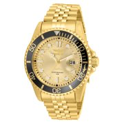 Invicta Pro Diver Men's Stainless Steel Gold Watch - Model 30613