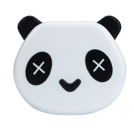Cartoon Panda Candy Color Contact Lens Box Case For Eyes Care Kit WH