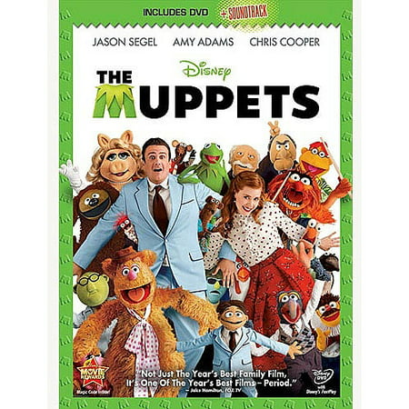 The Muppets (With Soundtrack Download Card) (Widescreen)