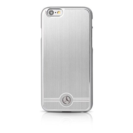 Mercedes Pure Line Collection Aluminium Hard Case for iPhone 6 Plus/6S Plus - Aluminium - image 1 de 1