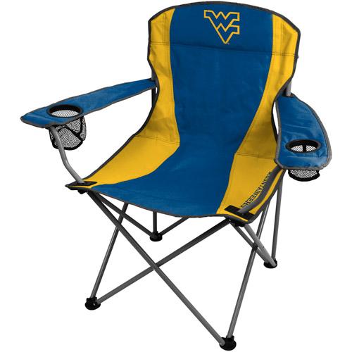 Rawlings NCAA Premium Chair, West Virginia Mountaineers