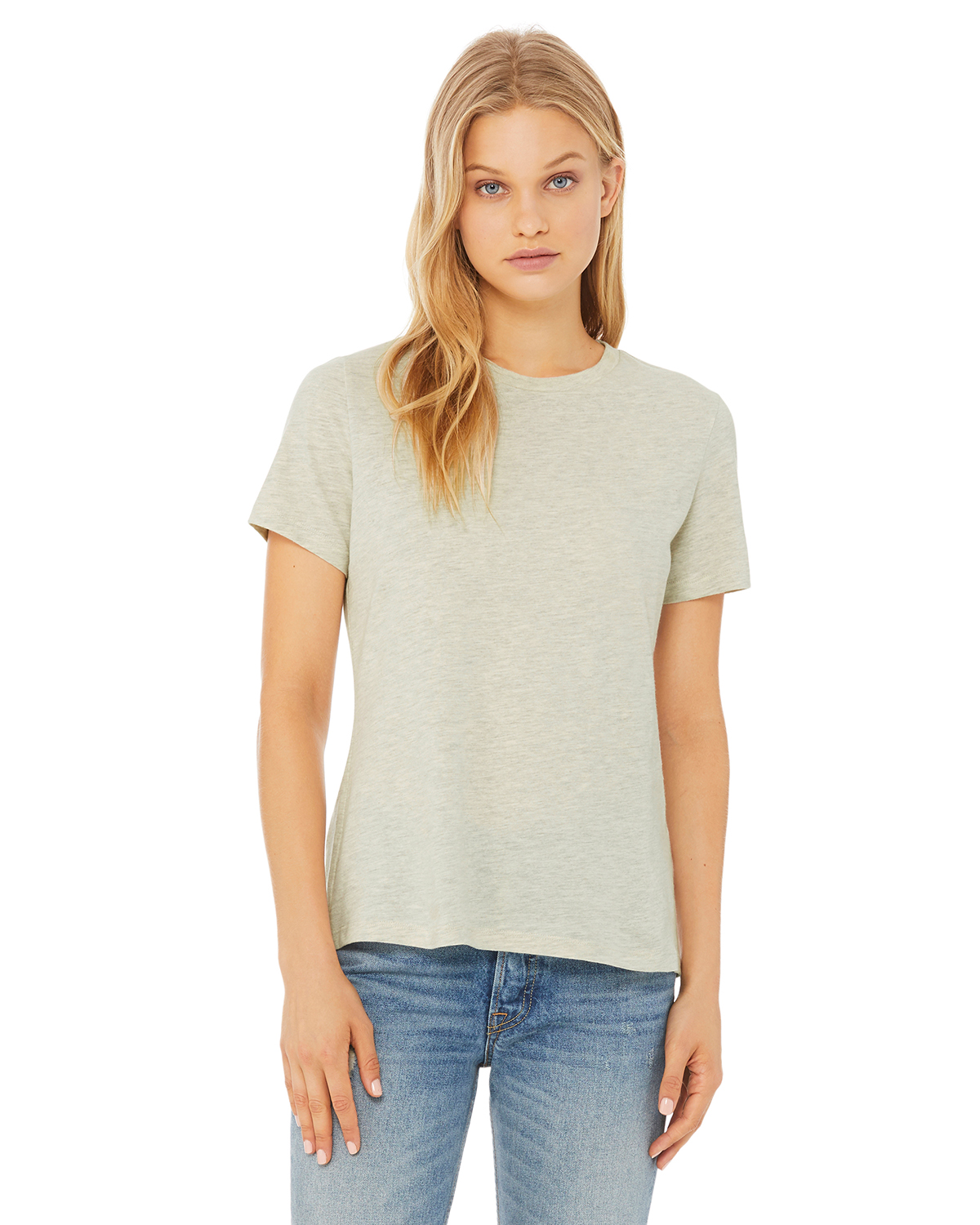 Bella Canvas Ladies/' Relaxed Jersey Short-Sleeve T-Shirt-B6400
