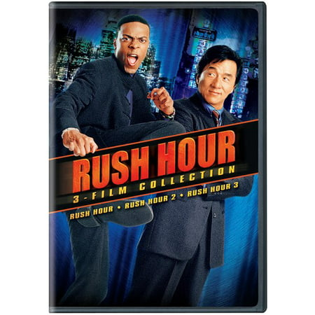 Rush Hour 1-3 Collection (DVD) ()