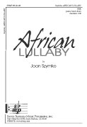 African Lullaby-Ed Octavo SSA,Piano Hand Drum Easy Joan Szymko SHeet Music SBMP809 by
