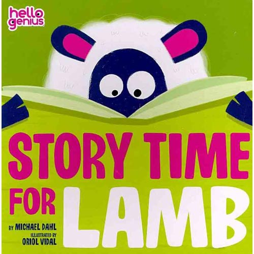 Story Time for Lamb