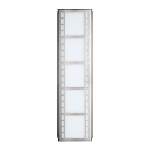 "Besa Lighting NAPOLI26-WA Napoli 3 Light 26-3 8"" High Outdoor Wall Sconce ADA Compliant by Besa Lighting"