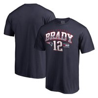Product Image Tom Brady New England Patriots NFL Pro Line Hometown  Collection Name   Number T-Shirt 9a971f2bc