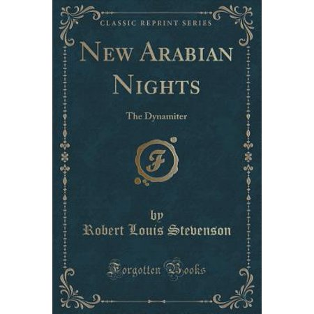 New Arabian Nights : The Dynamiter (Classic - Arabian Nights Themed Clothes