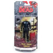"The Walking Dead Comic Book Series 2 5"" Figure Riot Gear Glenn"